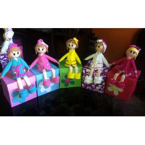 Muñecas En Foami Fofucha Spa