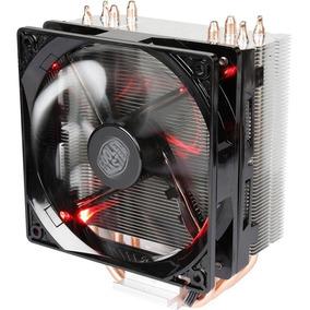 Cooler Master Hyper 212 Led Amd Intel 120mm Rojo Envio