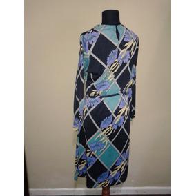 Vestido Azul Retro Vintage Norina (con Machita)