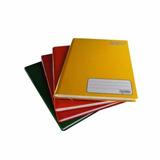 Cuaderno Sin Espiral Super Tapa Dura Rayado 96h | Escool