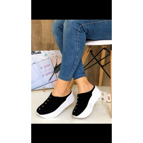 Zapatos Zuecos Mujer Talla 39 - Ropa y Accesorios en Mercado Libre ... 20fc4853046