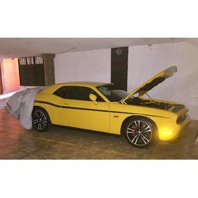 Dodge Challenger 6.4 Srt 8 392 V8 Gamuza/piel Qc At