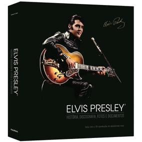 Elvis Presley História, Discografia, Fotos E Documentos