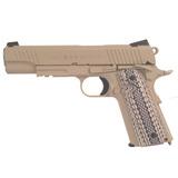 Colt 1911 M45a1 Tan - Co2 Cal. 6mm Airsoft Cybergun