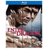 Enter The Dragon Bruce Lee Blu Ray + Ultraviolet