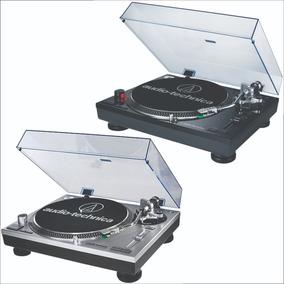 Audio Technica At-lp120-usb Toca Discos Dj Profissional