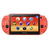Modelo De Playstation Vita Wi-fi Neon Orange (pch-2000za24