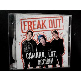 Freak Out - Cámara, Luz, Acción! Cd