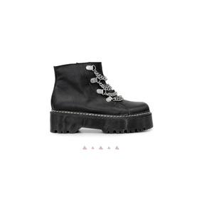 Sofia De Grecia - Borcegos Alba - Zapatos Plataforma Mujer