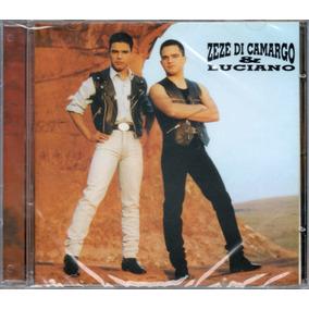 Zezé Di Camargo & Luciano Cd 1995 Novo Lacrado Frete Gratis