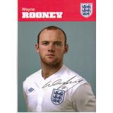 Foto De Futebol: Manchester United - Jogador: Wayne Rooney