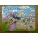 Rompecabezas De Mickey Y Sus Amigos 40 Piezas (c9)