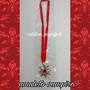 Medallon Collar Con Piedra Colgante Dracula Halloween