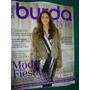 Revista Burda Moldes Moda Ropa Costura Tallas Cortas Fiesta