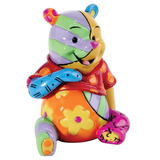 Winnie Pooh Britto Enesco Coleccionable Figura Disney 10 Cm