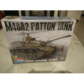 Maqueta 1:35 Patton Tank