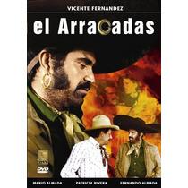 Dvd Cine Mexicano El Arracadas Vicente Fernandez Tampico