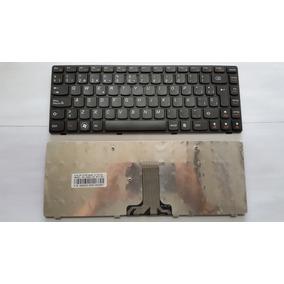Teclado Para Laptop Lenovo G480 G485 Nuevo En Español