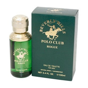 Beverly Hills Polo Club Rogue Eau De Toilette Para Hombres