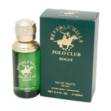 Beverly Hills Polo Club Rogue Eau De Toilette Para Hombres