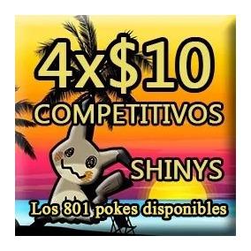 Pokemon Competitivos Para Sol Y Luna (sun, Moon)