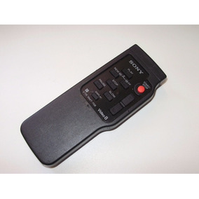 Controle Remoto Filmadora Sony Rmt-708 Video 8 Original