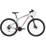 Bicicleta Mtb Gt Timberline Expert 2016 - Cinza - M