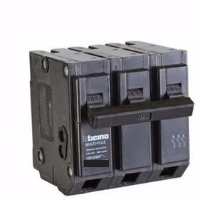 Envio Gratis Interruptor Termomagnetico 3x40 Bticino