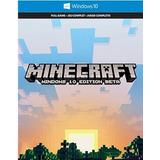 Minecraft Windows 10 Digital Original Pc + Español