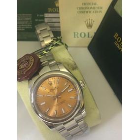 Relógio Rolex Datejust Feminino Com Caixa - Pronta Entrega
