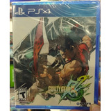 Guilty Gear Xrd Rev2 Revolution Ps4 Nuevo Sellado Oferta