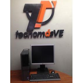 Computador Dell Core I7 Ram 4gb Disco 320gb Monitor/tecla-mo