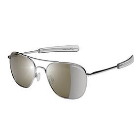 150b66845b Vendo Cambio Gafas Randolph Aviator 52 Mm Plata Mate Ee.uu - Gafas ...