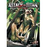 Manga, Kodansha, Attack On Titan 7