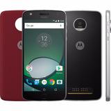 Motorola Moto Z Play Xt1635 Tela 5.5 Dual Chip - Vitrine