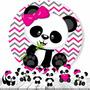 Panda Menina 05