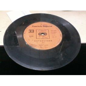 Disco Simple Vinilo Cbs 321309 33 Rpm Cuarteto Imperial Cata