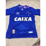 Camisa Oficiais Do Cruzeiro, 2017, Copa Do Brasil