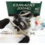 Carretilha Shimano Curado 200i Hg / 201i Hg