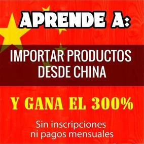 Kit Comprando En China Compra Y Revende En Mercado Libre