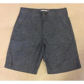 Old Navy Pantaloneta Short Gris Oscuro Niño Talla 6