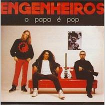 Cd Engenheiros Do Hawaii - O Papa E Pop (912964)