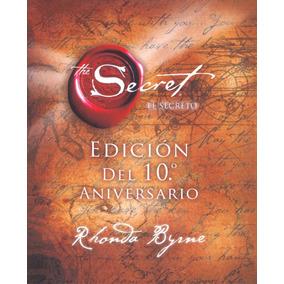Libro: El Secreto - Edición Aniversario ( Rhonda Byrne)