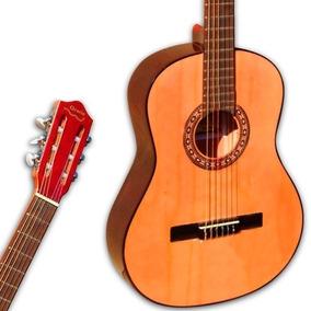 Guitarra Criolla Gracia M2 Con Funda Y Puas