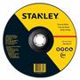 Disco De Corte Stanley 180 X 1,6 Mm X 25 Uni Acero Amoladora