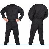 Uniforme Tactico Chaquetilla Y Pantalon Azul O Negro