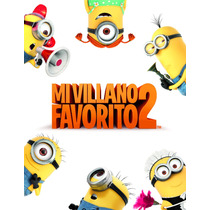 Mi Villano Favorito 2 Películas Dvd Despicable Me Movie
