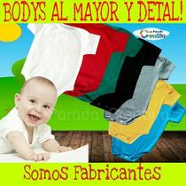 Bodys Para Bebe Al Mayor Y Detal Somos Fabricantes