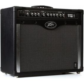 Amplificador De Guitarra Peavet Bandit 112 - 80 Watts Rms