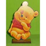 10 Centros De Mesa Winnie Pooh Bebe En Fibrofacil